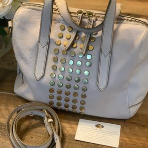 Fossil NWOT cream color